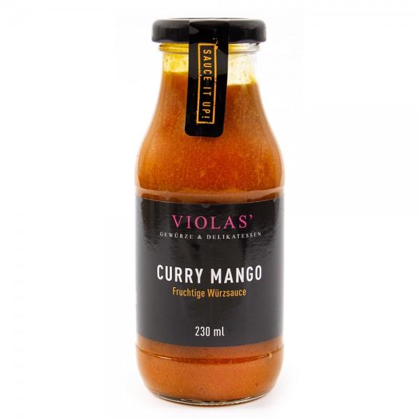 Curry-Würzsauce mit Mango