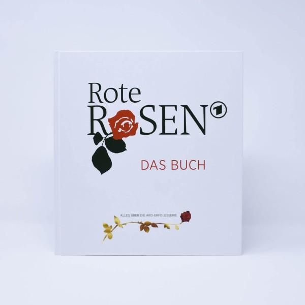 Buch - Rote Rosen Buch