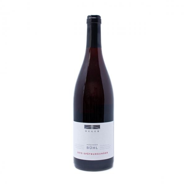2015 Merdinger Bühl Spätburgunder Rotwein QbA trocken 0,75 l