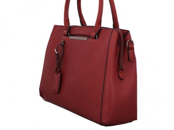Gabor Bags 8528 41/41 LORA Shopper, dark red