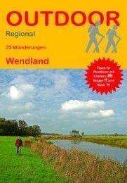 25 Wanderungen Wendland von Hartmut Engel