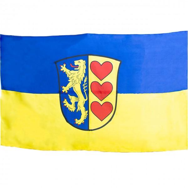 Fahne Landkreis Lüneburg