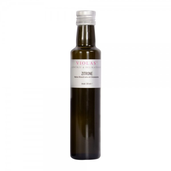 VIOLAS' Olivenöl Zitrone