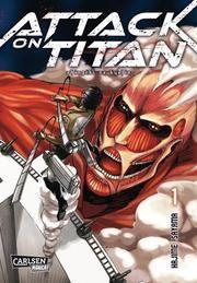 Attack on Titan 1 von Hajime Isayama