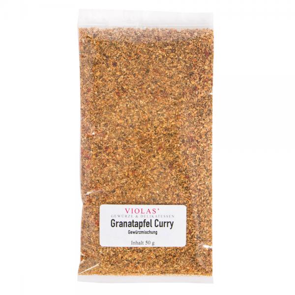 Gewürzmischung - Granatapfel Curry