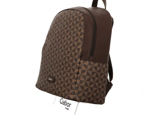 Gabor Bags 8523 166/166 BARINA Backpack, printed brown