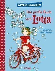 Das große Buch von Lotta von Astrid Lindgren