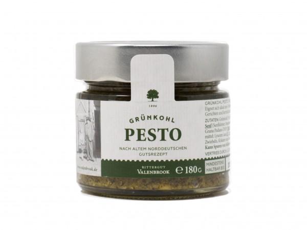 Grünkohl – Pesto