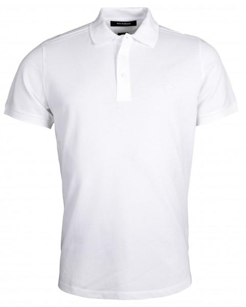 ROY ROBSON Herren Poloshirt aus Baumwoll-Piqué - Regular Fit