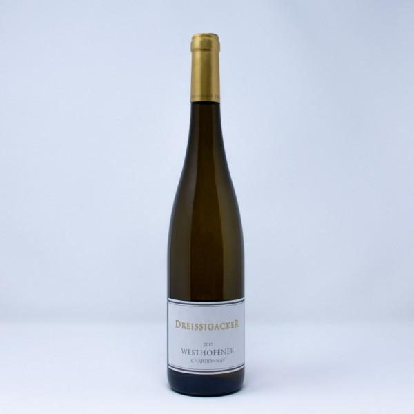 2017 WESTHOFENER Chardonnay QbA trocken 0,75 l
