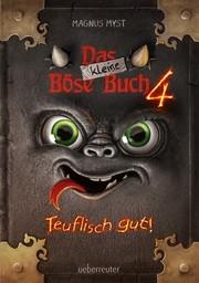 Das kleine Böse Buch 4 von Magnus Myst