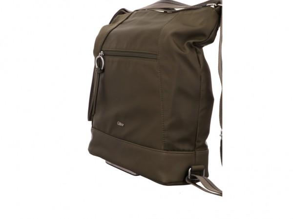 Gabor Bags 8349 35/35 SILKE Hobo, khaki E