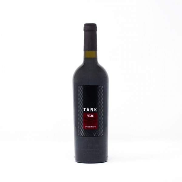 2019 Tank 26 Nero d´Avola IGT Rosso Appassimento 0,75 l