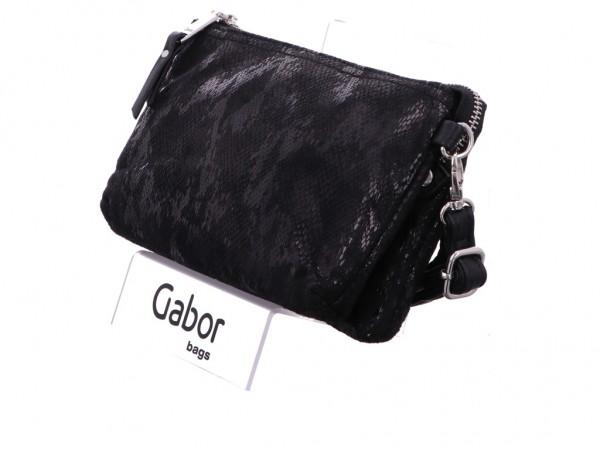 Gabor Bags 7870 67/67 EMMY Clutch, black patent