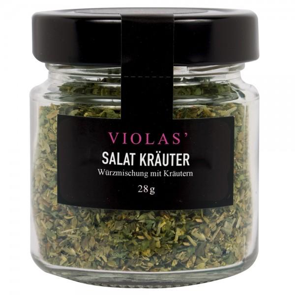 Salat Kräuter – Glas