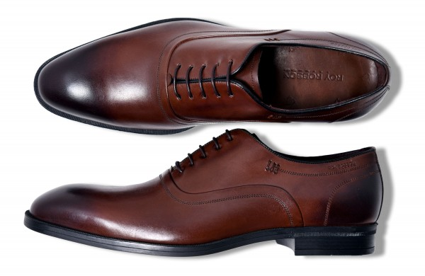 ROY ROBSON Schuhe Kalbsleder - brown