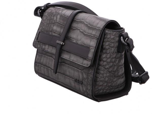 Gabor Bags 8376 70/70 BEATRICE Flapbag, grey