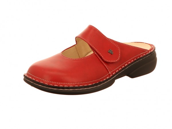 Finn Comfort Stanford red Stanford