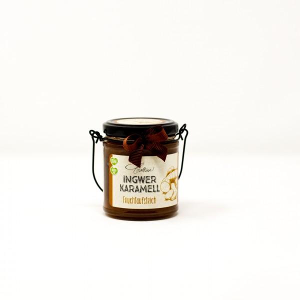 Fruchtaufstrich Ingwer – Karamell