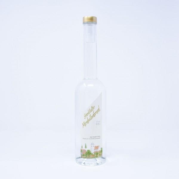 Mirabellen Brand