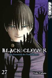 Black Clover 27 von Yuki Tabata