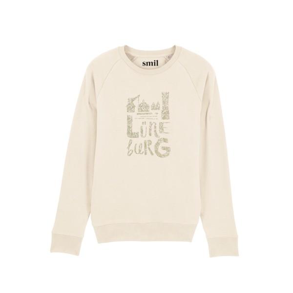 Rundhals-Sweatshirt