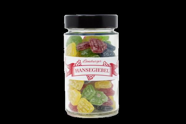 Lüneburger Frucht-Hansegiebel
