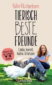 Tierisch beste Freunde - Liebe kennt keine Grenzen von Kate Kitchenham