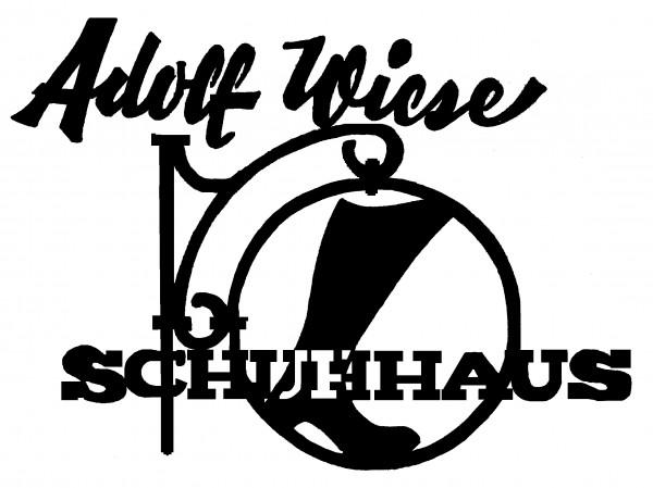 Gutschein - Schuhhaus Adolf Wiese