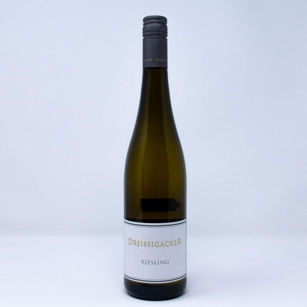 2017 RIESLING QbA trocken 0,75 l Weingut Dreissigacker, Rheinhessen