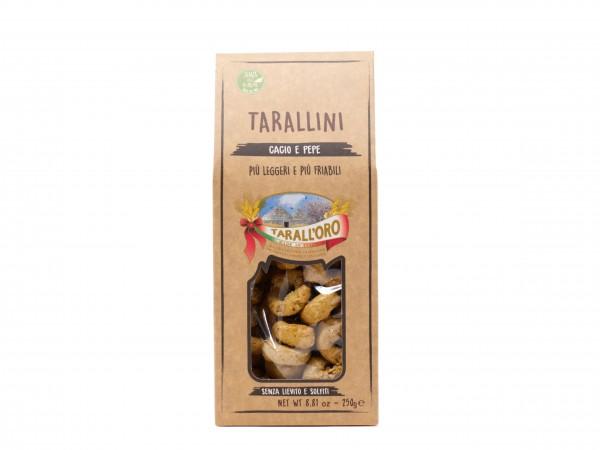 "Knabbergebäck ""Tarallini"""