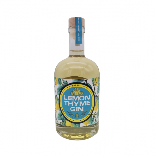Lemon Thyme Gin