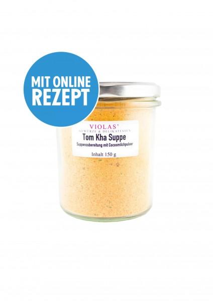 Tom Kah Suppe inkl. Rezept