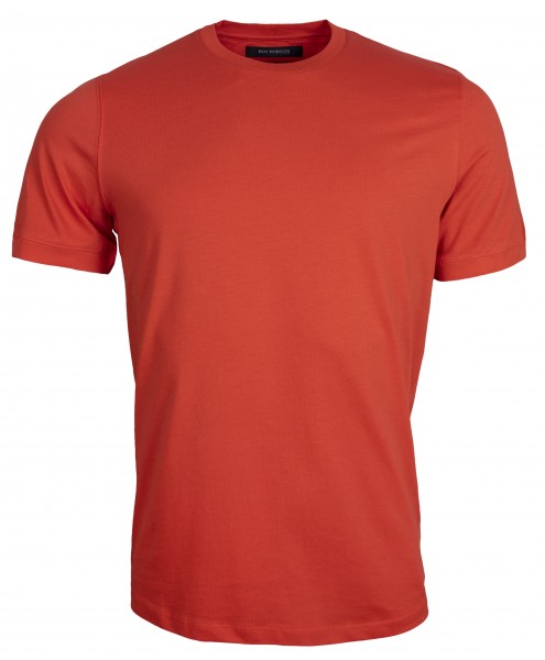 ROY ROBSON Herren T-Shirt mit Rundhalsausschnitt - Regular Fit