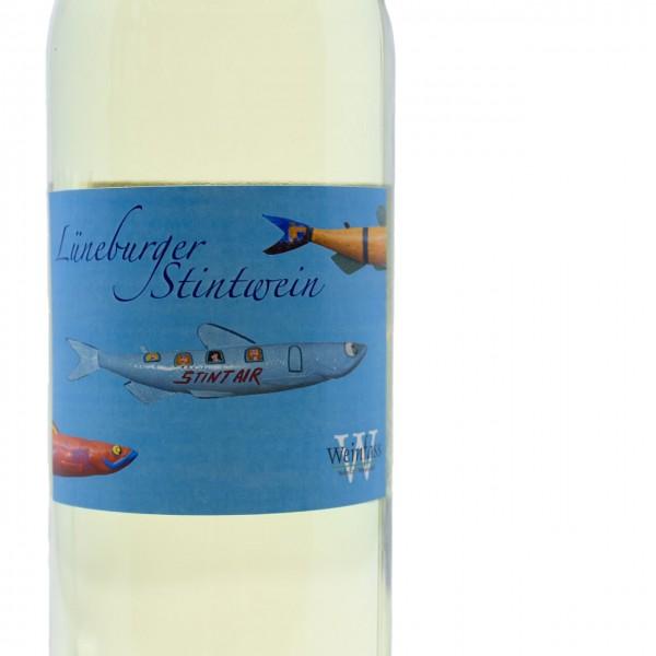 2019 STINTWEIN Rivaner QbA Weißwein trocken 0,75l