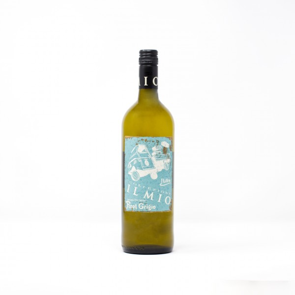 2019 Pinot Grigio DOC Bianco 1,0 l