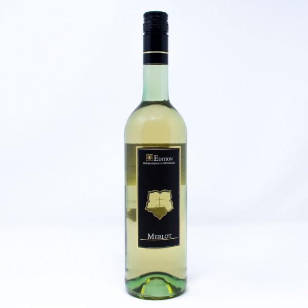 2018 Merlot Blanc de Noir QbA 0,75 l Winzer eG Ungstein, Pfalz