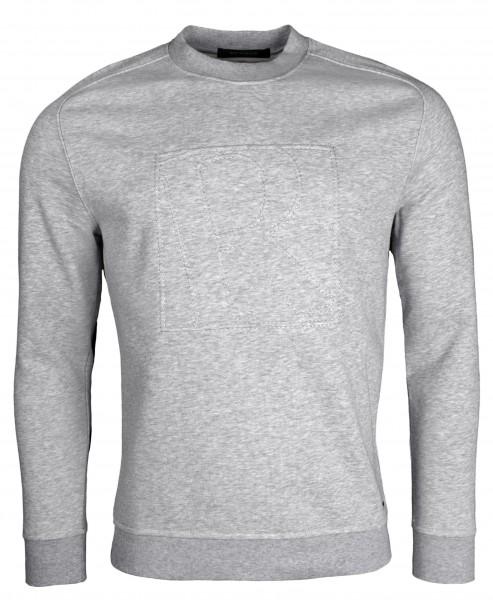 ROY ROBSON Herren Sweatshirt aus Baumwolle - Regular Fit
