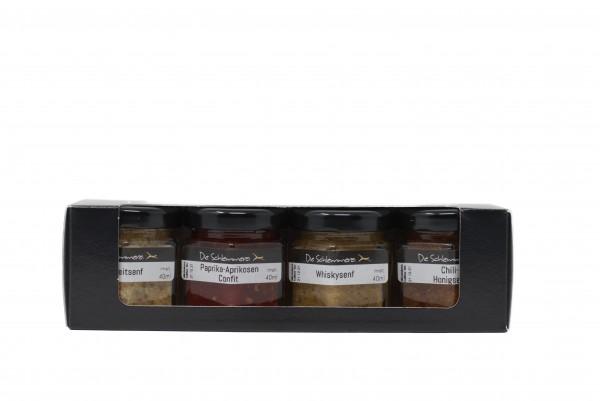 Saucen – Set, fruchtig – pikant