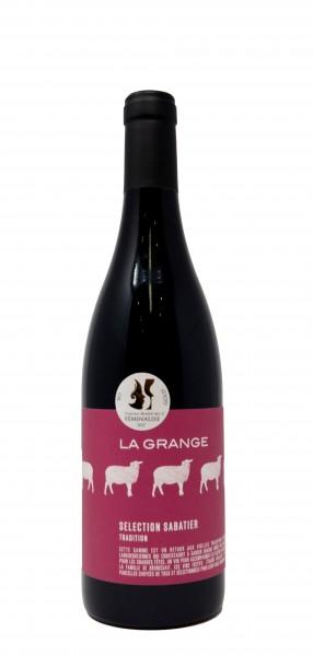 2018 La Grange LIONSWEIN Sélection Sabatier Rouge 0,75 l IGP Pays d´Oc