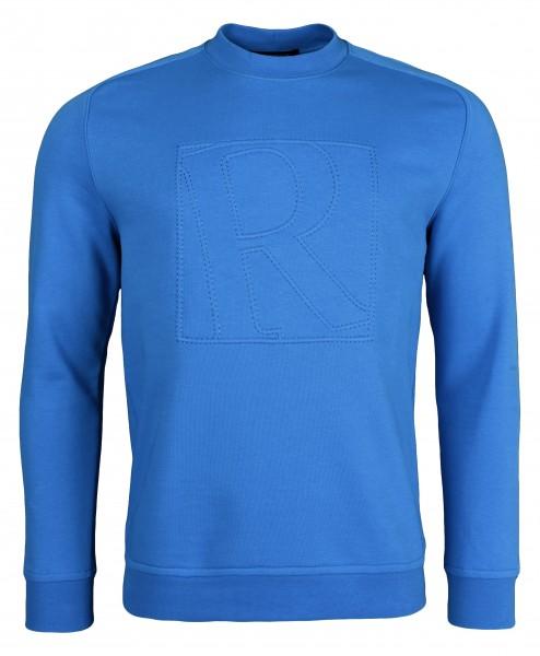 ROY ROBSON Herren Sweatshirt aus Baumwolle - Regular Fit