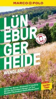 MARCO POLO Reiseführer Lüneburger Heide, Wendland von Ines/Bötig Utecht