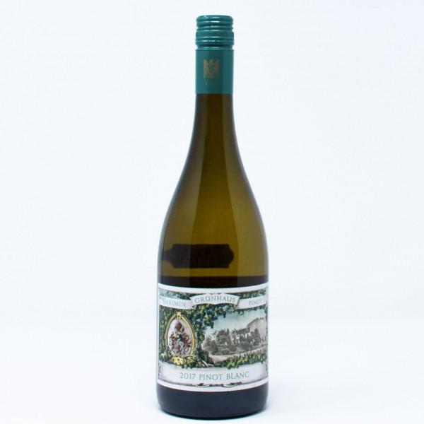 2017 Pinot Blanc trocken VDP.GUTSWEIN 0,75 l Weingut Maximin Grünhaus, Mosel