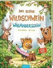 Das kleine Wildschwein Willanderssein von Britta Sabbag