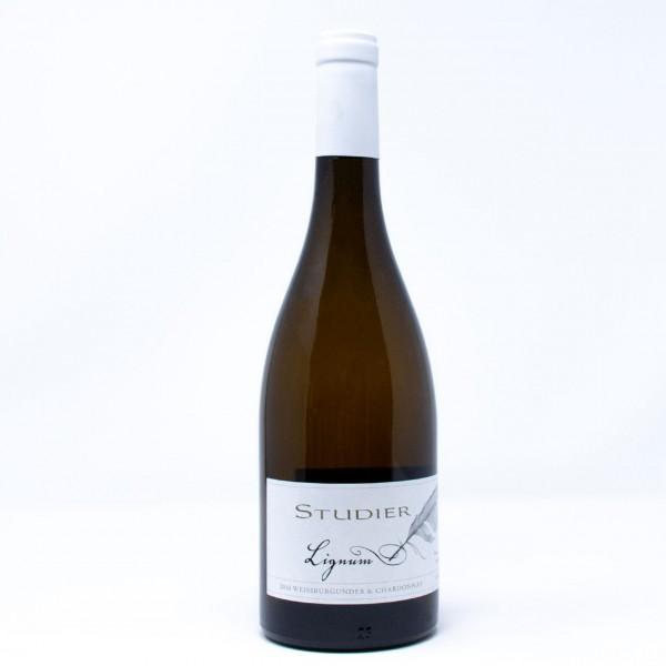 2018 MASTER Weißburgunder & Chardonnay QbA trocken 0,75 l Weingut Studier, Pfalz