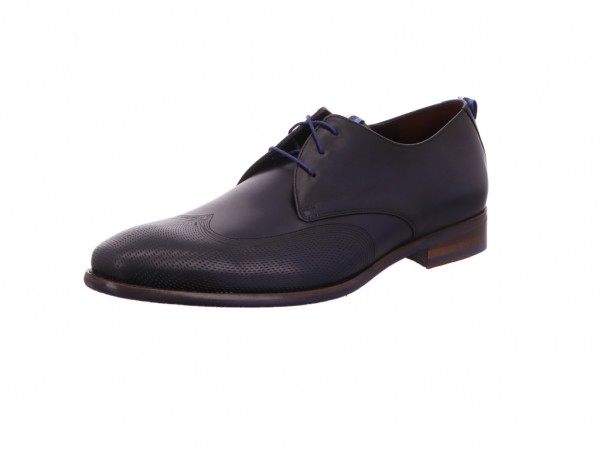 Floris v. Bommel 18082/01 Floris Dressed DarkBlue Calf