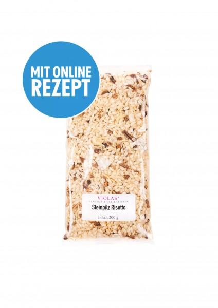 Steinpilz-Risotto