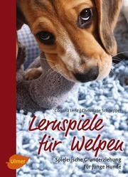 Lernspiele für Welpen von Corinna/Schnepper Lenz