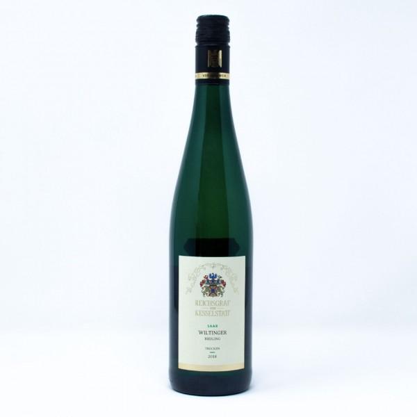 2018 Wiltinger Riesling trocken VDP.ORTSWEIN 0,75 l Weingut Reichsgraf von Kesselstatt, Mosel