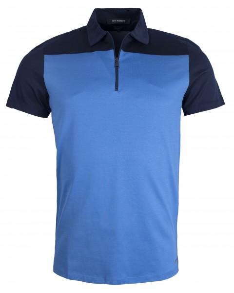 ROY ROBSON Herren Poloshirt Single Jersey - Regular Fit